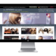 salon website designers in london